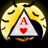 Pyramid Solitaire Halloween